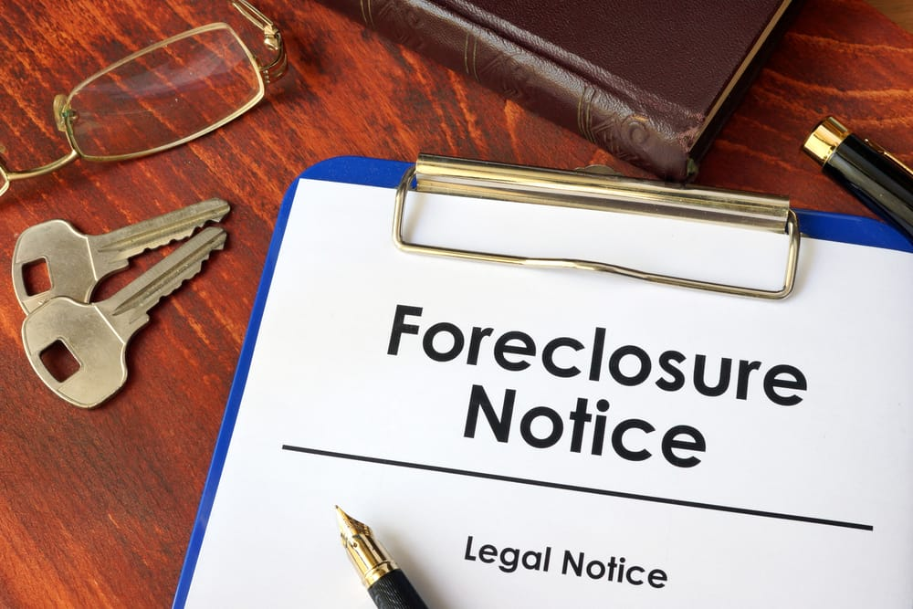 New Jersey foreclosure lawyer