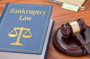 Chapter 13 bankruptcy and debt