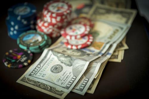 Gambling debt and bankruptcy