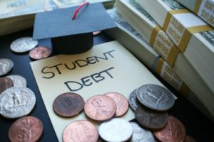 Discharging student loan in bankruptcy