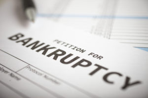 What to consider when filing for bankruptcy